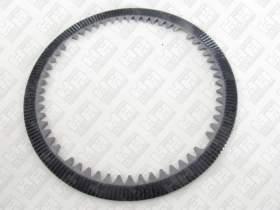 Фрикционная пластина (1 компл./1-3 шт.) для колесный экскаватор DAEWOO-DOOSAN S200W-V (125812, 412-00013)