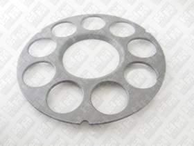 Прижимная пластина для колесный экскаватор DAEWOO-DOOSAN S200W-V (113353, 223-00024, 137132)