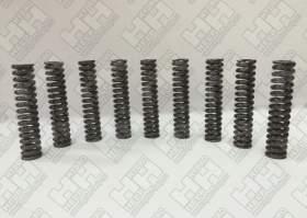 Комплект пружин (1 компл./9 шт.) для гусеничный экскаватор HITACHI ZX520-3 (0818511)