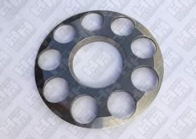 Прижимная пластина для гусеничный экскаватор JCB JS180 (20/951267)